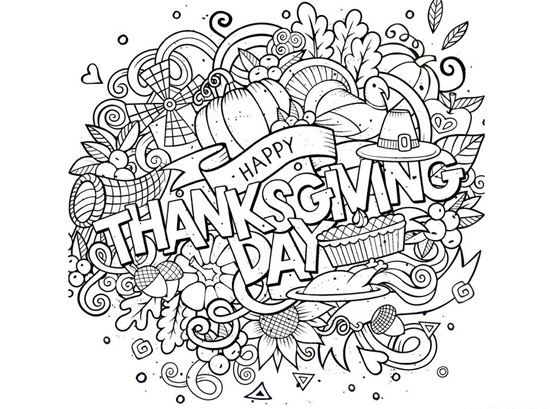 23 Free Thanksgiving Coloring Pages And Activities A Great Round Up Of