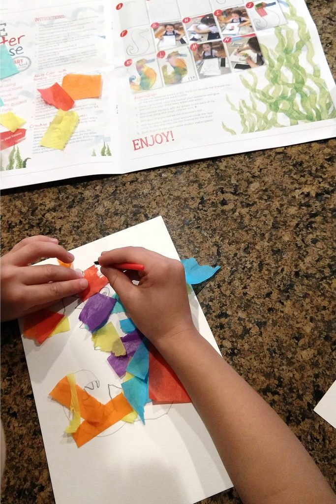 Kids Night In Box: My kids love getting their own subscription box in the mail every month. It's such a fun way to learn something new and spend time together.