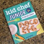 Kid Chef Junior Review and Giveaway