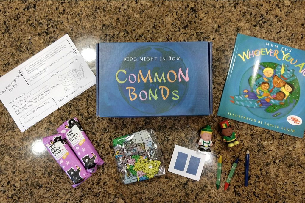 Kids Night In Box: Common Bonds