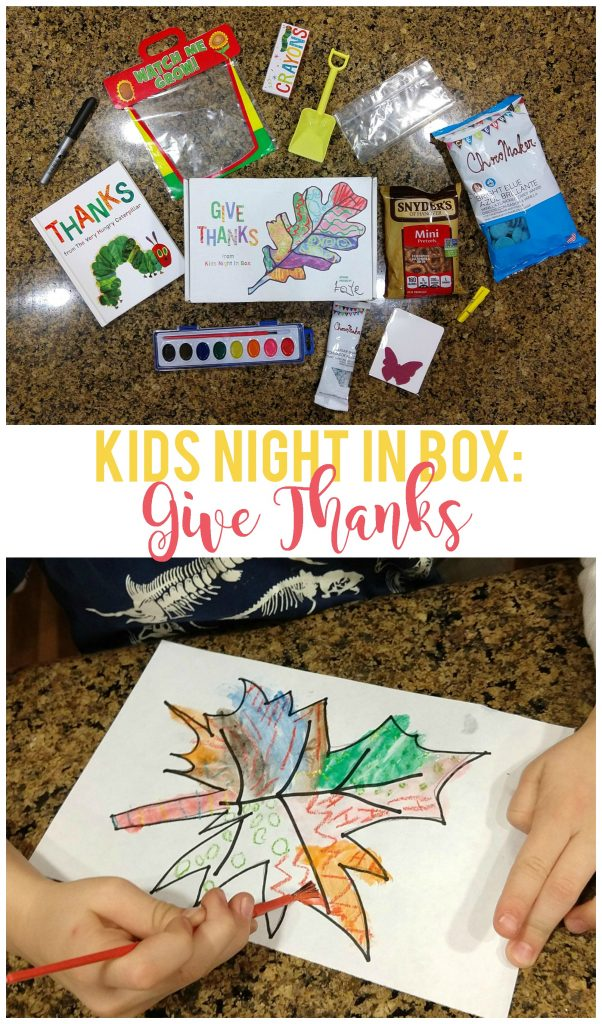 My kids look forward to getting their Kids Night In Box every month! It's such a fun way to spend time together.