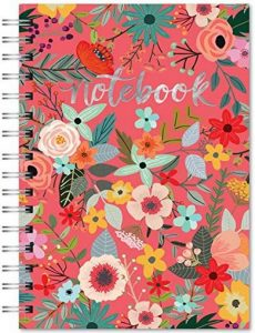Smaller notebooks are great for doodling or writing notes.
