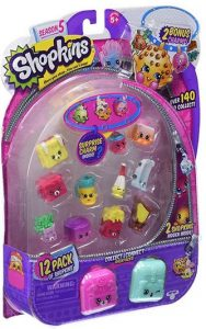 Shopkins make a fun gift for little girls who love miniature things!