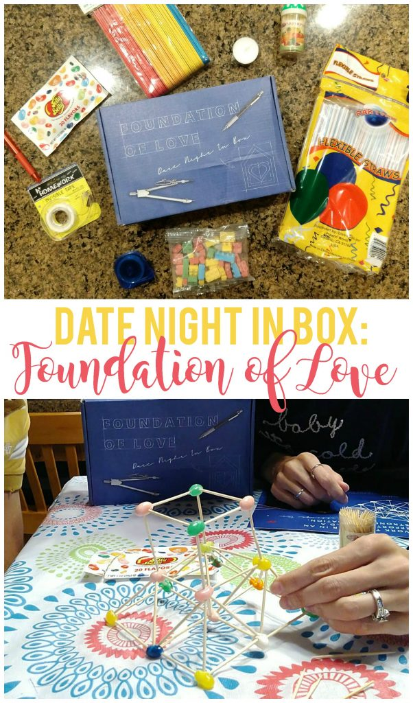 Building a strong foundation in marriage will help you handle challenges, trials and even success more easily. Date Night In Box is a great way to connect with your spouse and maintain a strong connection.