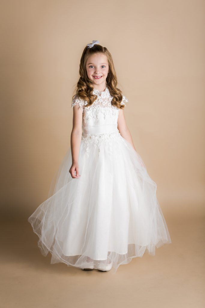 How pretty is this dress? Pirate Bunny Boutique has the cutest kids clothes that are perfect for dressier occasions and pictures.  They are so affordable!