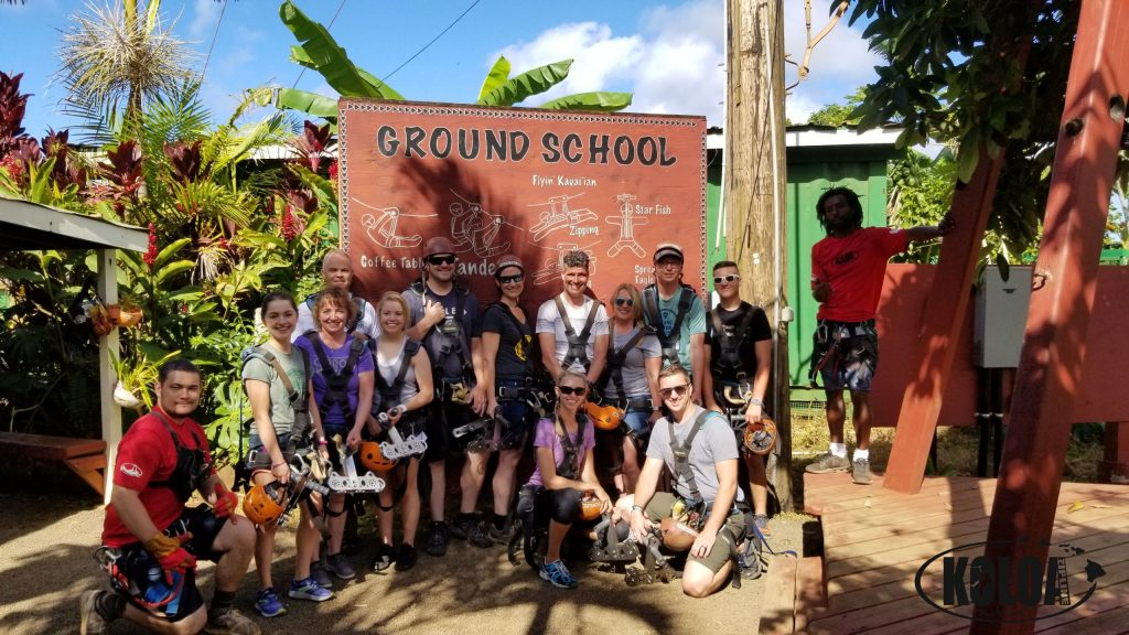 The Koloa Zipline tour on Kauai was everything you'd expect from an island zipline tour: exciting, adventurous and beautiful.  Check out my full review by clicking through to the post!
