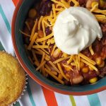 Quick and Easy 15 Minute Chili