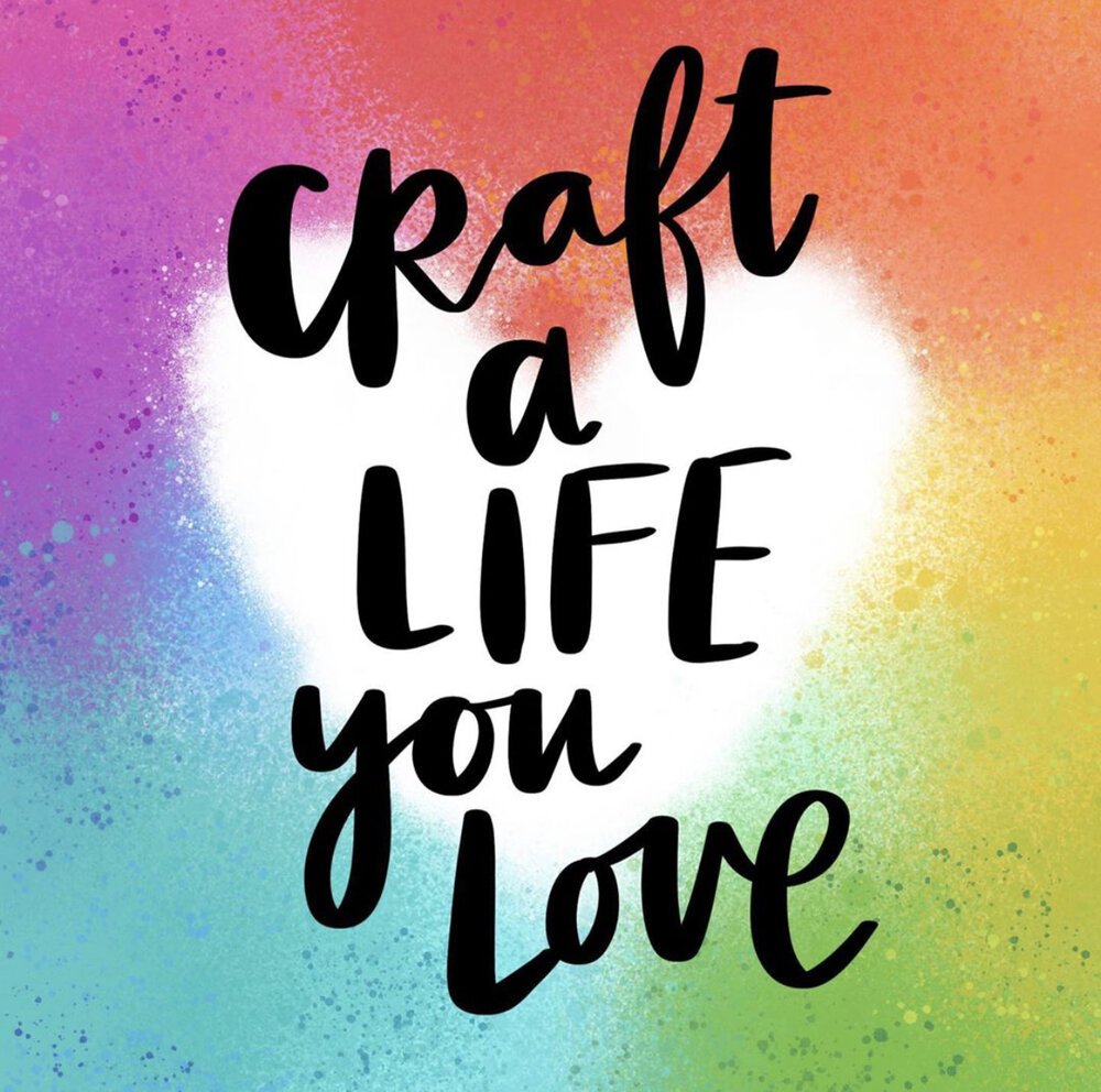 Craft a Life you Love Podcast--Everyone wants to be happier and these 6 podcasts are sure to give your happiness a little boost!