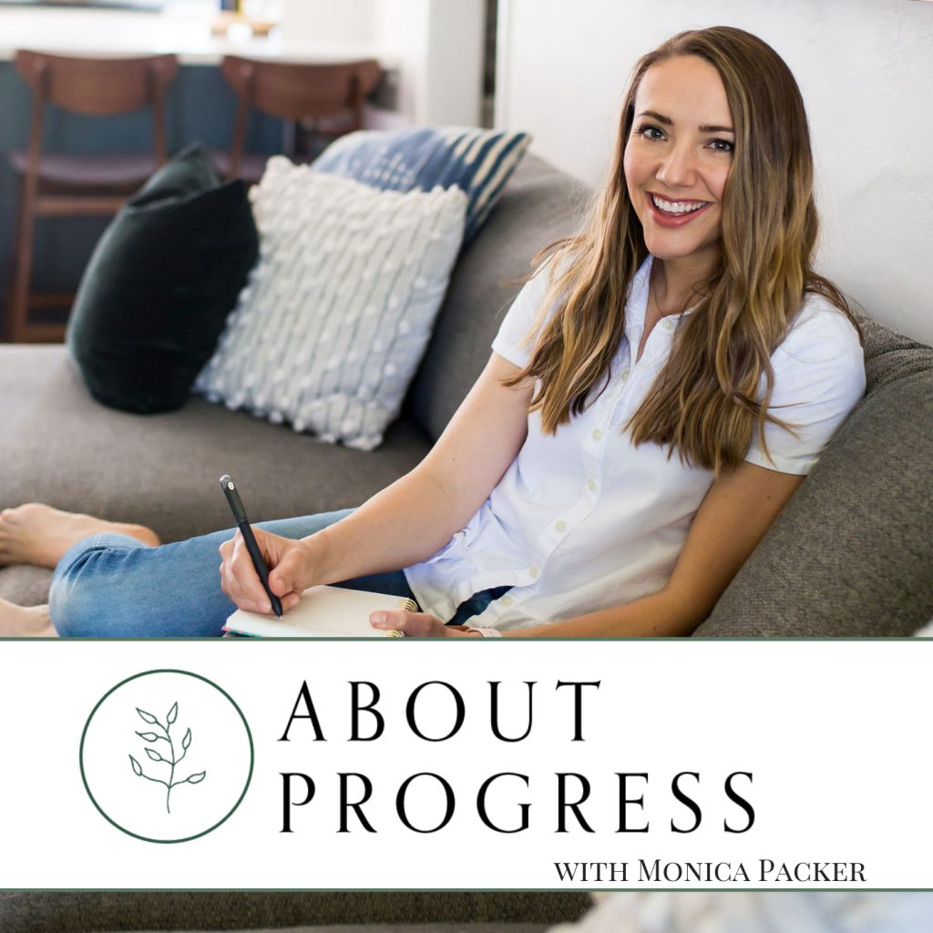 About Progress Podcast--Everyone wants to be happier and these 6 podcasts are sure to give your happiness a little boost!