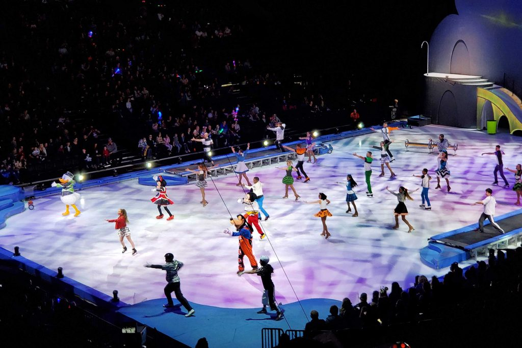 Disney On Ice: Mickey's Search Party is a unique and family friendly show you won't soon forget!