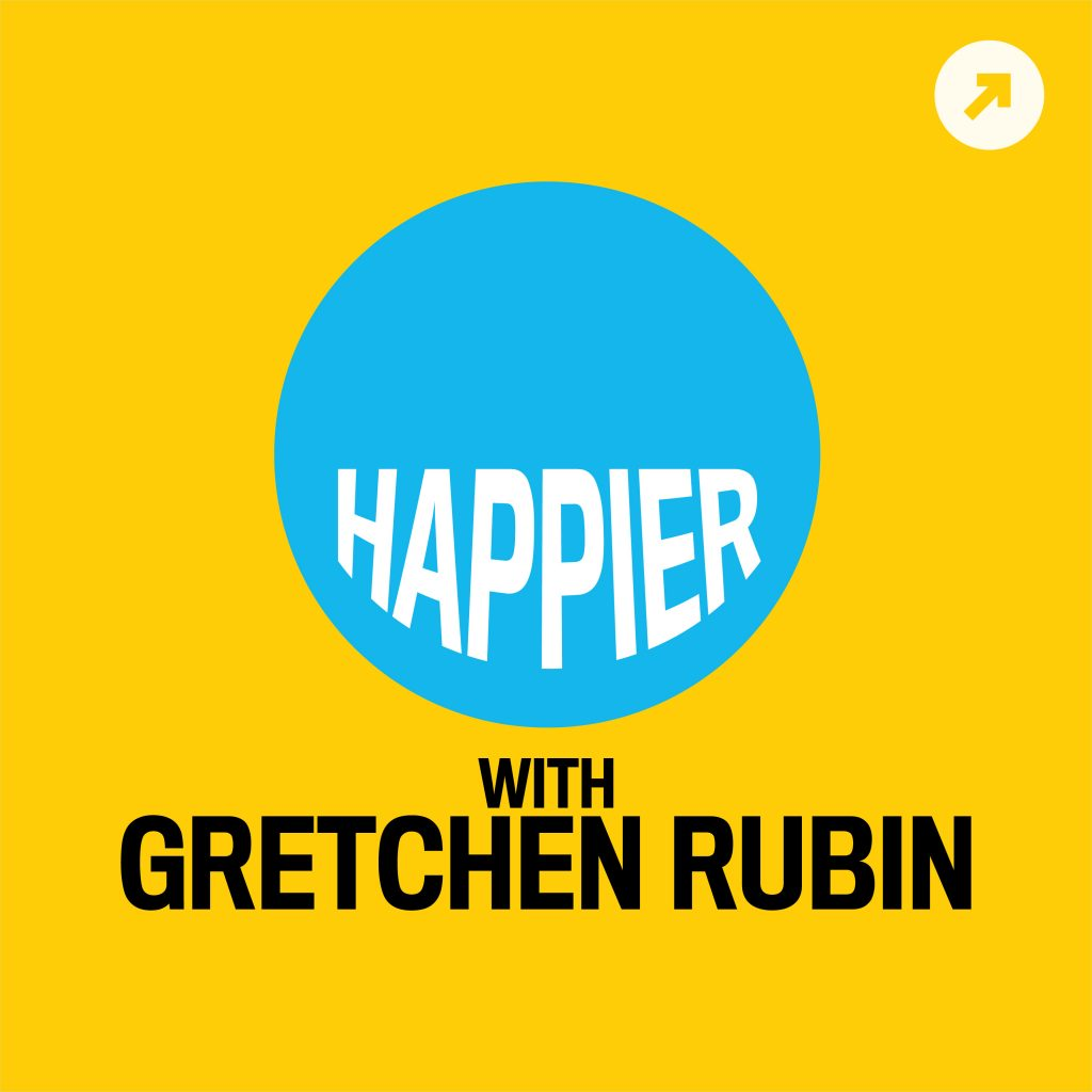 Happier Podcast--Everyone wants to be happier and these 6 podcasts are sure to give your happiness a little boost!