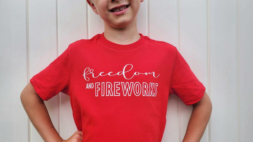 Freedom and Fireworks {Free 4th of July SVG}