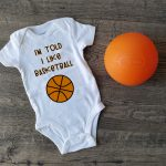 I'm Told I Like Basketball {FREE Sports SVG}