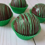 Andes Mint Chocolate Hot Cocoa Bombs