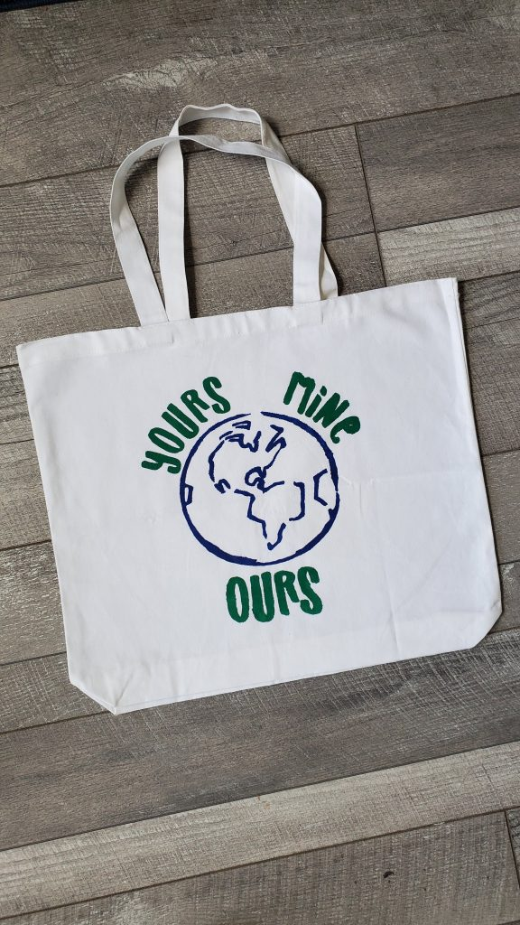 Yours, Mine, Ours {FREE} Earth Day SVG