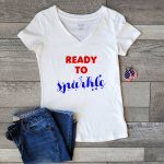 Ready to Sparkle {FREE} 4th of July SVG