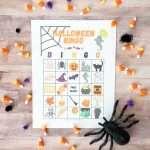 {FREE} Halloween BINGO Printable Cards