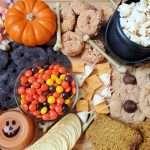 Sweet & Salty Kids Halloween Charcuterie Board